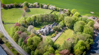 Castleton House Aerial2 May 2016