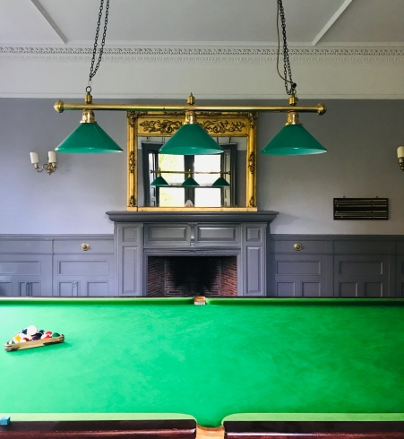 Billiard Room grey